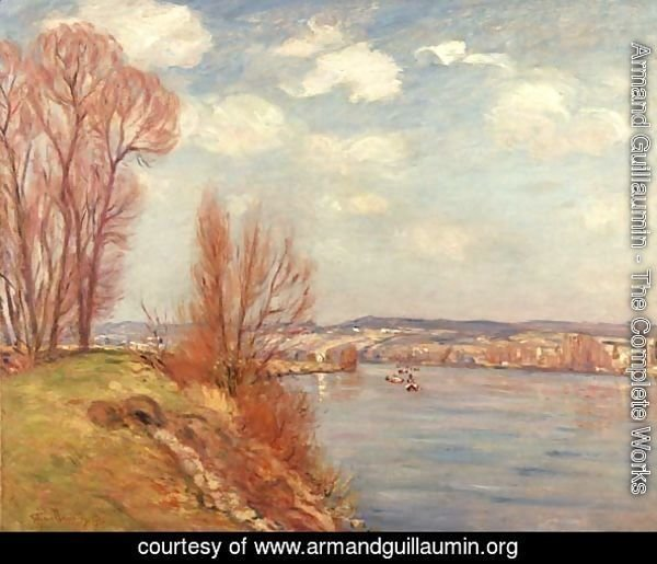 The Bay and the River, 1901