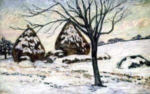 Armand Guillaumin - Winter Light