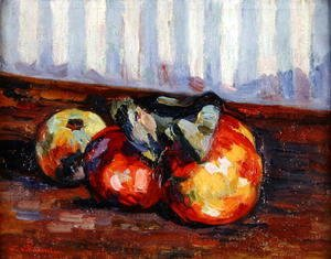 Armand Guillaumin - Still Life, c.1885