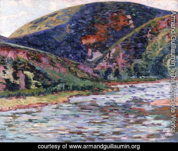The Creuse in Summertime, 1895