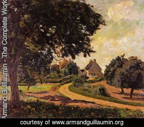 Armand Guillaumin - After the Rain