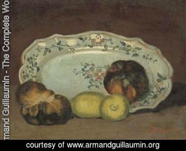 Armand Guillaumin - Nature morte