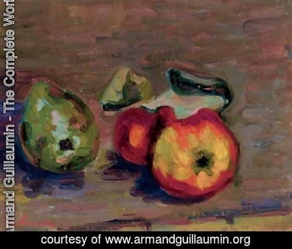 Armand Guillaumin - Nature morte 2