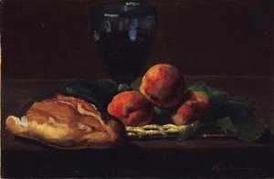 Armand Guillaumin - Nature morte aux fruits 2