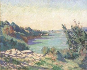 Armand Guillaumin - Saint-Servan