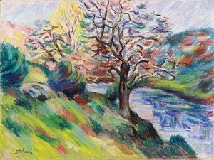 Armand Guillaumin - Vallee de la Creuse