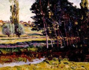 Armand Guillaumin - Paysage