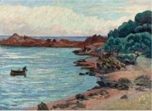 Armand Guillaumin - Agay