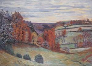 Armand Guillaumin - Paturages Des Granges, Crozant