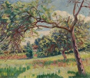 Armand Guillaumin - Paysage 4