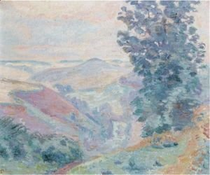 Armand Guillaumin - Le Puy Bariou