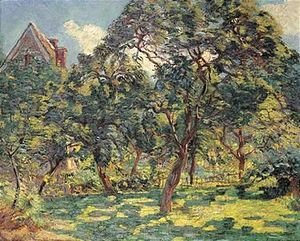 Armand Guillaumin - Le Prunier