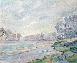 Armand Guillaumin - Bords De Riviere