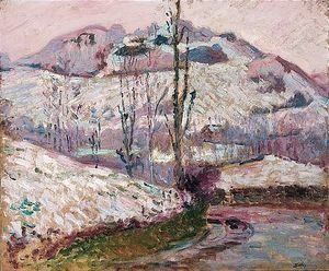 Armand Guillaumin - Paysage 5
