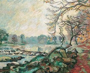 Armand Guillaumin - Untitled