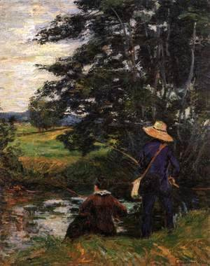Armand Guillaumin - The Fishermen