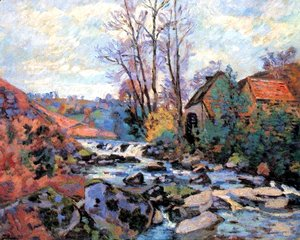 Armand Guillaumin - Moulin Bouchardon, Crozant 2
