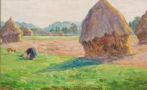 Armand Guillaumin - The Haystacks