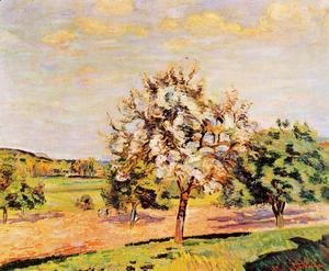 Armand Guillaumin - Apple Trees In Bloom