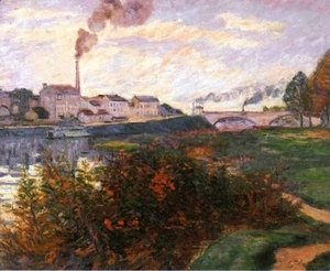 Armand Guillaumin - Banks Of The Marne