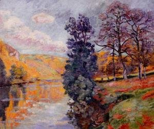 Armand Guillaumin - Crozant   Echo Rock