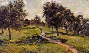 Armand Guillaumin - Damiette   Apple Trees