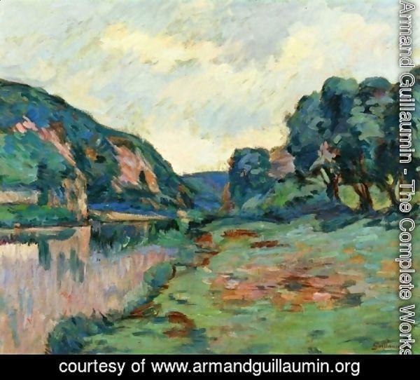 Armand Guillaumin - Echo Rock