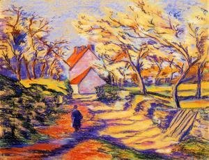 Armand Guillaumin - In The Countryside