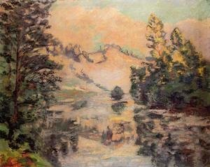Armand Guillaumin - Landscape   The Creuse