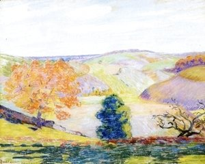 Armand Guillaumin - Lanscape