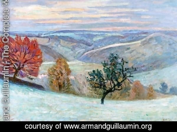 Armand Guillaumin - Le Puy Barriou