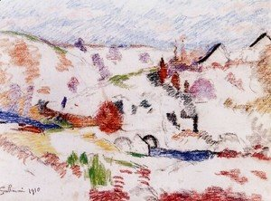 Armand Guillaumin - Marc Chagall