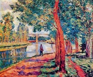 Armand Guillaumin - Moret