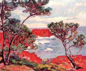 Armand Guillaumin - Red Rocks
