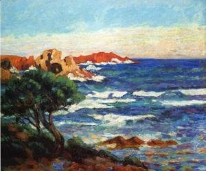 Armand Guillaumin - Red Rocks2