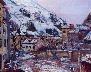 Armand Guillaumin - Saint  Julien Des Chazes  Allier