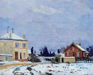 Armand Guillaumin - Snow