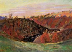 Armand Guillaumin - Sunset On The Creuse