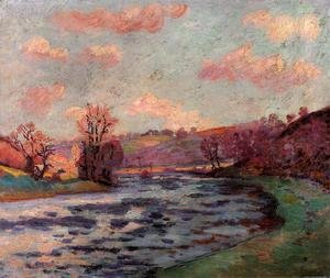 Armand Guillaumin - The Banks Of The Creuse River