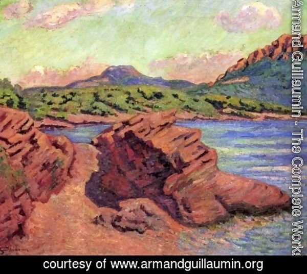 Armand Guillaumin - The Bay Of Agay