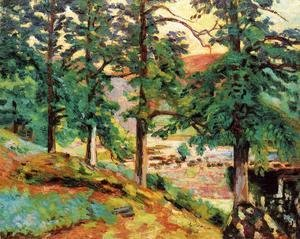 Armand Guillaumin - The Creuse