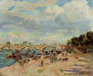 Armand Guillaumin - The Seine At Charenton3