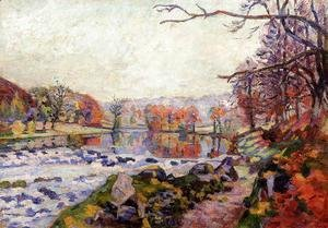 Armand Guillaumin - The Valley Of The Creuse