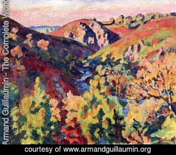 Armand Guillaumin - The Valley Of The Creuse2