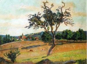 Armand Guillaumin - View Of Crozant